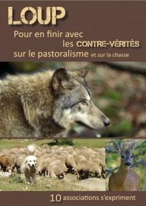 Loup, pour en finir avec les contre vérités sur le pastoralisme et la chasse